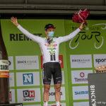 Soren Kragh Andersen wint de tijdrit in de Binckbank Tour