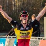 Laurens Sweeck zegeviert in Leuven